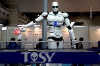 Московский государственный университет приборостроения и информатики -Робототехника для вооруженных сил
