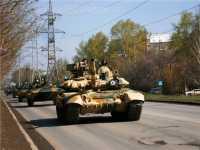 На Майдан вывели военную технику, но с выборами это не связано, - МВД (26