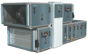 Новый профессиональный уровень воздушного оборудования агрегаты для вентиляции и кондиционирования Ventus