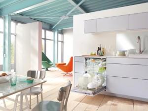 Встраиваемый холодильник – эстетично, удобно, экономично